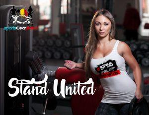 Stand united BIFBB