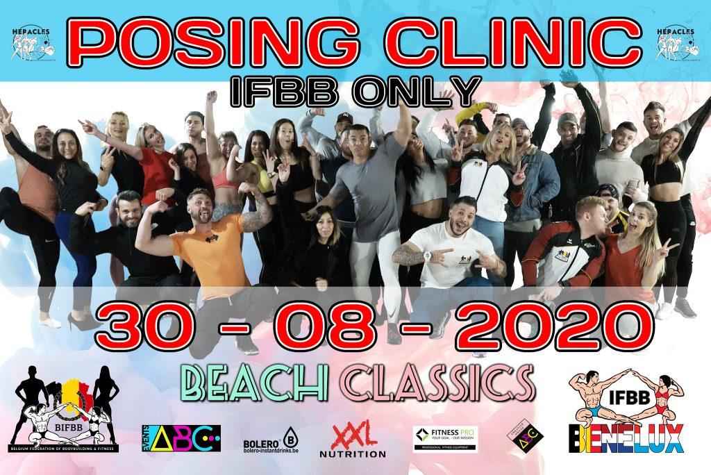 POsing beach classics 2020