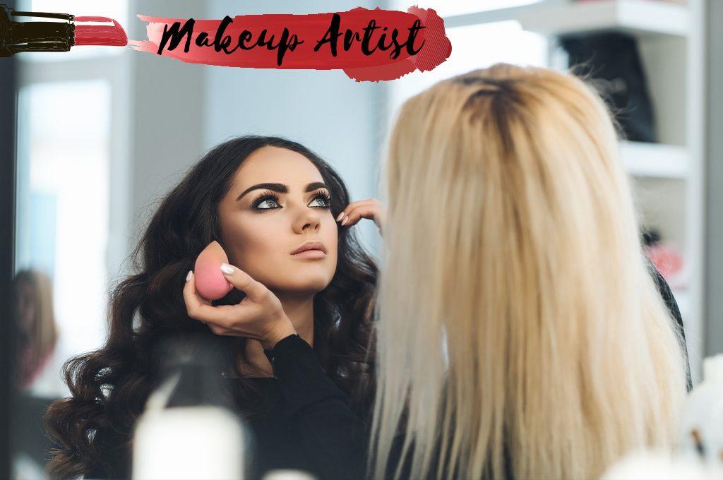 beach classics makeup artist